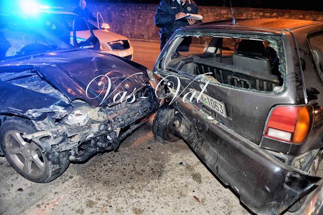 Μεθυσμένος οδηγός πήρε σβάρνα και κατέστρεψε 6 αυτοκίνητα (βίντεο)