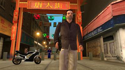 Tampilan Game GTA Liberty City Stories