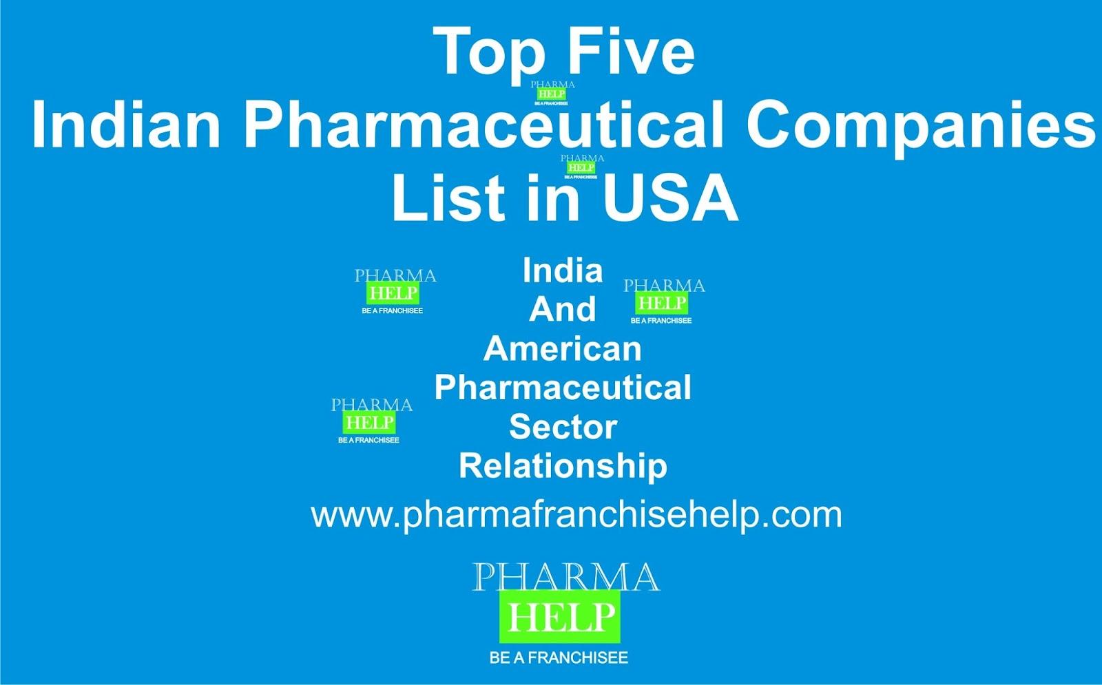 top pharmaceutical companies in us
