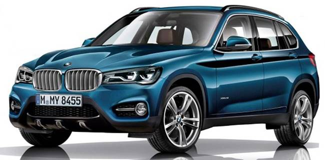 2017 BMW X1 Redesign, Release and Changes