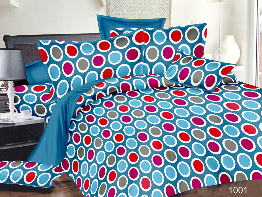 Sonata 1 – New Quality And Printed Cotton Double BedSheet