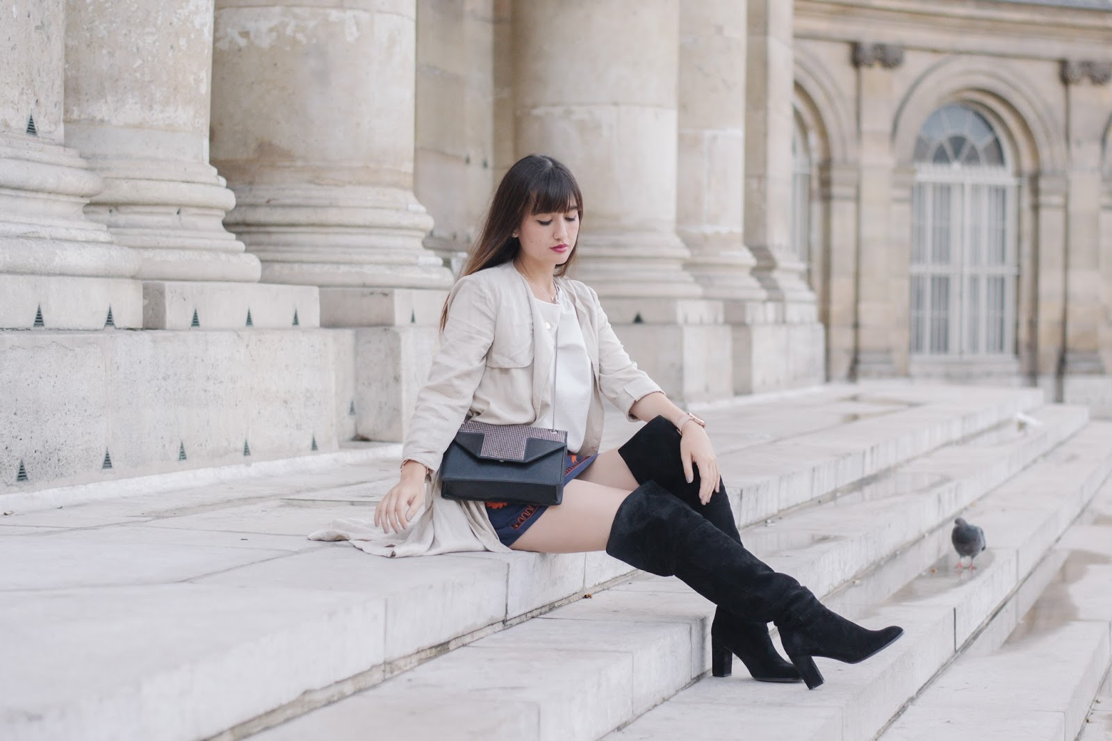 meetmeinparee, paris, style, look, paris, mode, street style, parisian look, saint laurent