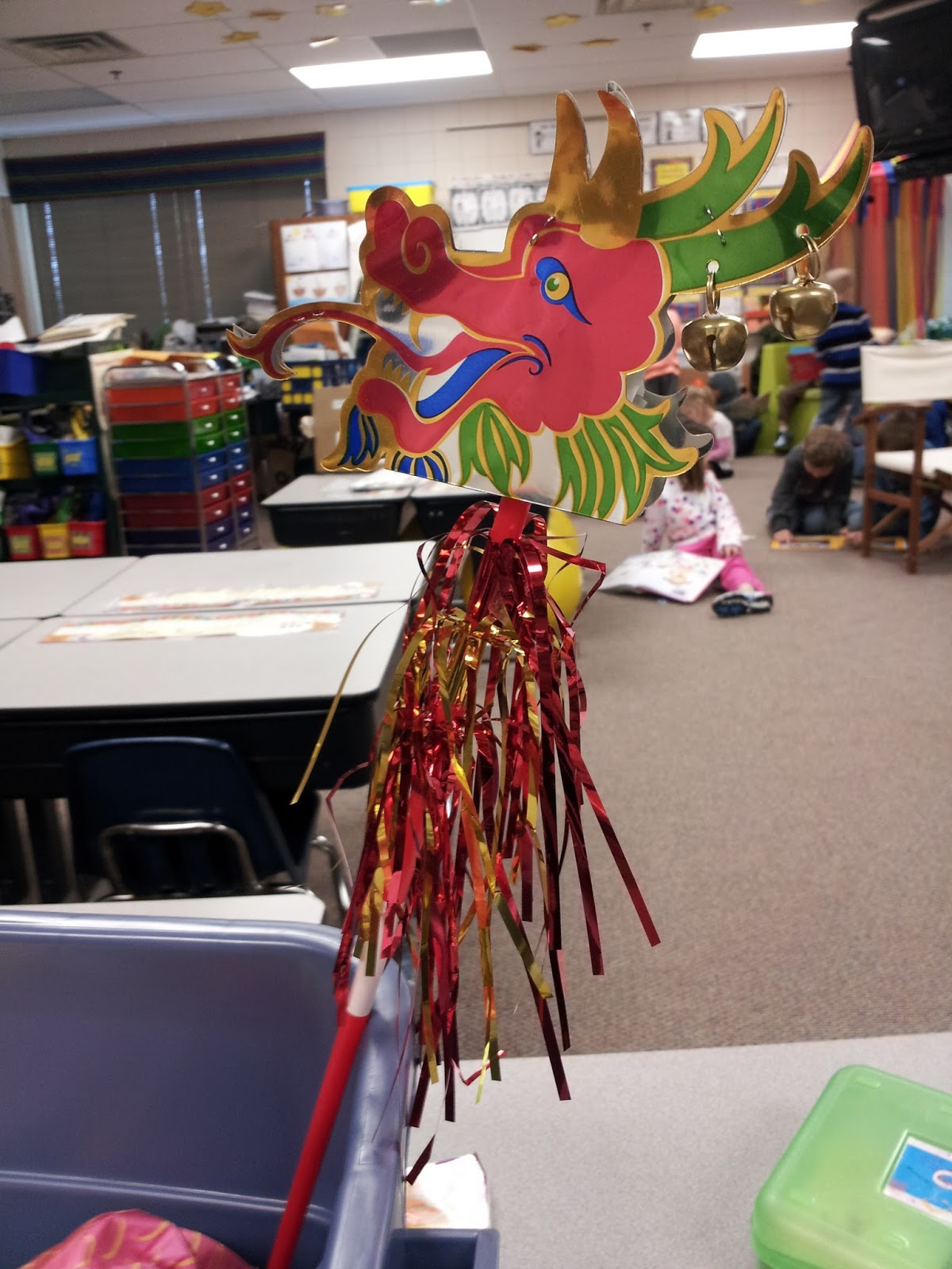 First Grade Funtastic Chinese New Year