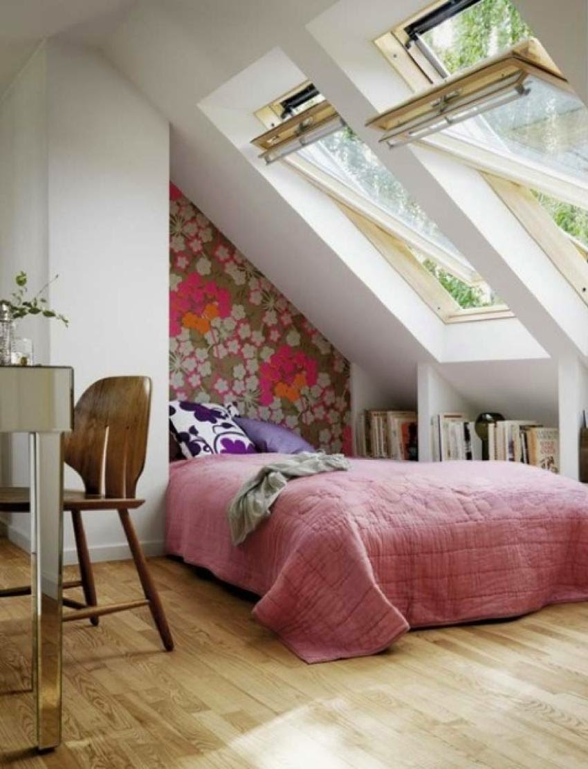 decorating ideas for a dormer