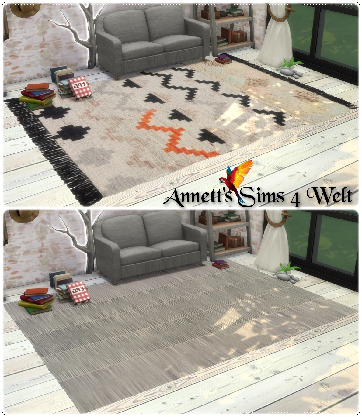 Sims 2 Teppiche Sims 4 Cc 39s The Best Collection Rugs Quotmisc Quot By Annett85