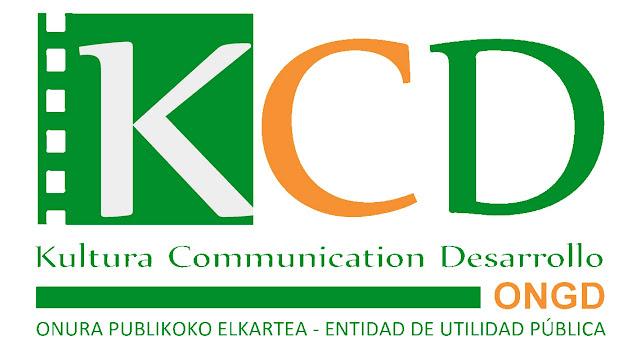 Logo de la oenegé barakaldesa KCD