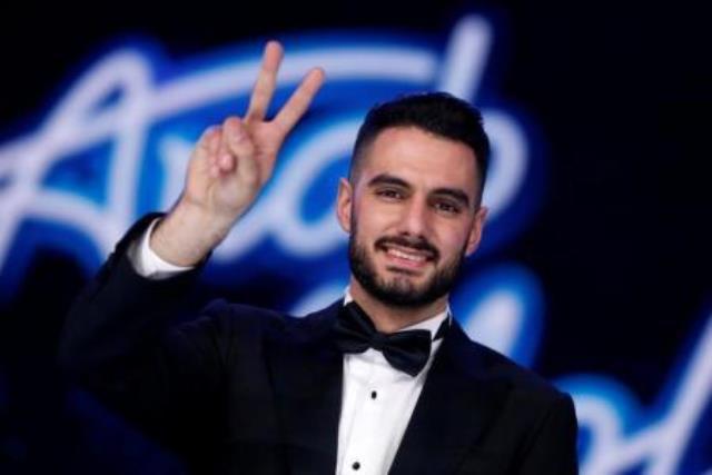 يعقوب شاهين مسيحي الجنسية يحصل على لقب ارب ايدول 2017