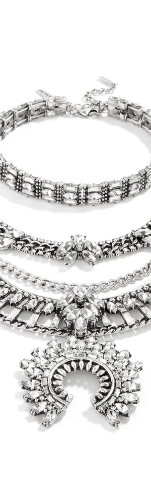 BaubleBar Ariadne 3-in-1 Statement Necklace