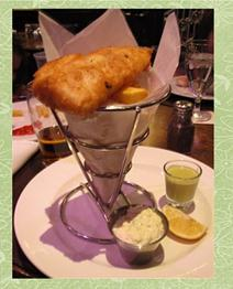 Fish and Chips- Raglan Road 2