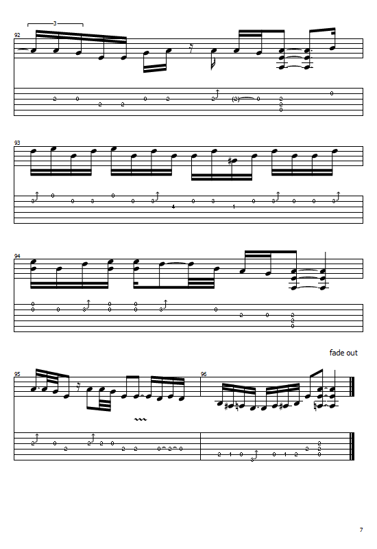 Walk this Way Tabs Aerosmith. How To Play Walk this Way On Guitar Tabs & Sheet Online