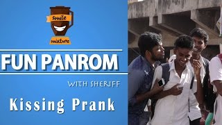Kissing Prank | Fun Panrom with Sheriff | FP6 | Smile Mixture