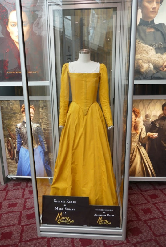 Saoirse Ronan Mary Queen Scots Mary Stuart costume