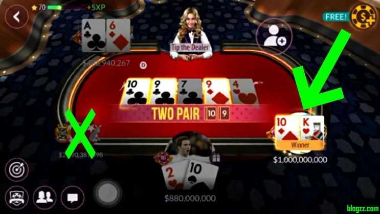 Zynga Poker'i PC'de oynamak için emülatör kullanmak gerekiyor.
