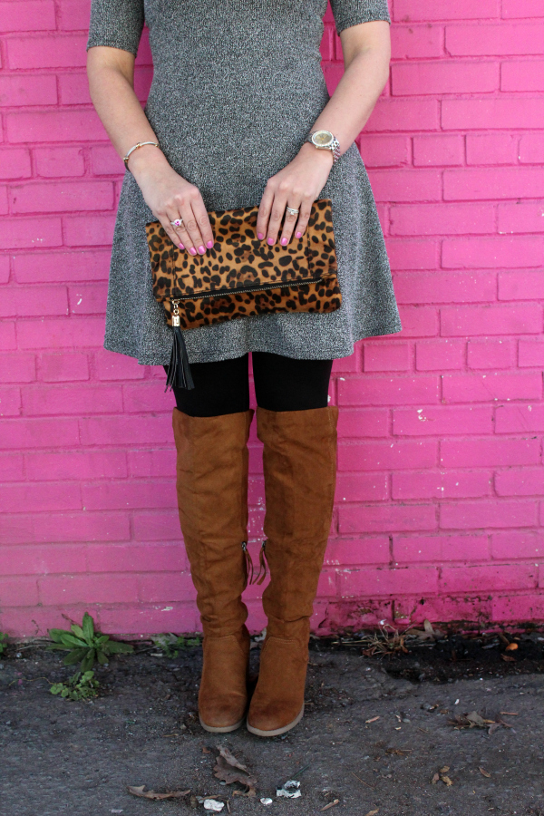 sweet p and fi, style on a budget, date night look, valentine's day, mom style