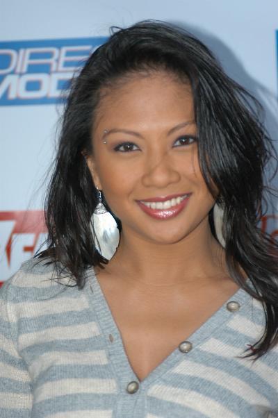 Jade Marcela bintang filem forno keturunan indonesia
