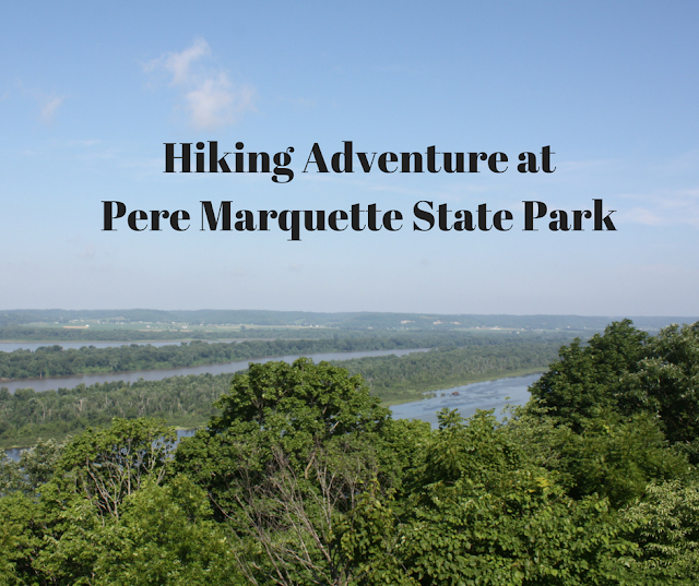 Hiking Adventure at Pere Marquette State Park in Illinois