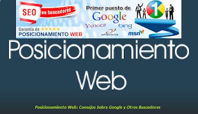 Posicionamiento En Google y Otros Buscadores