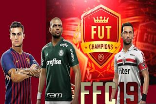 Download FTS 19 Mod FFC 2019 Champions v2 Apk Data Obb