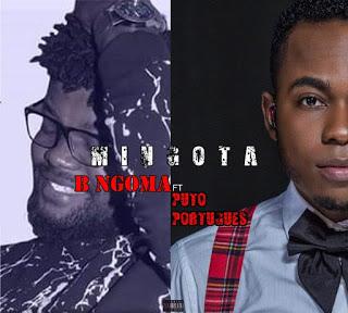 Puto Português Feat. B. Mgoma - Mingota (Zouk)
