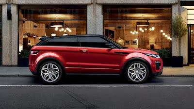 2019 Land Rover Evoque Rumeurs, Caractéristiques, Prix, Date de sortie