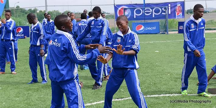 Image result for Pepsi Football Academy