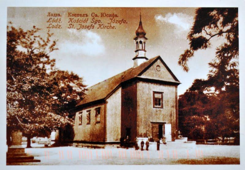 kościół świętego józefa łódź