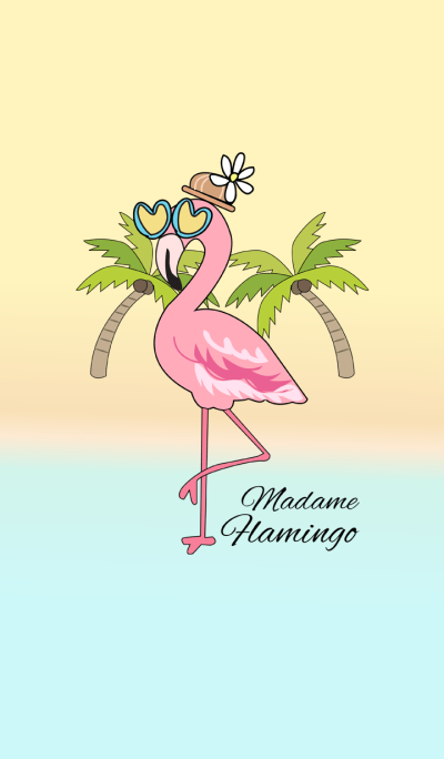 Madame Flamingo