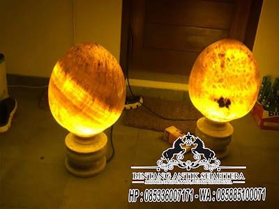 Kerajinan Onix Tulungagung, Kap Lampu Onix, Vas Bunga Marmer