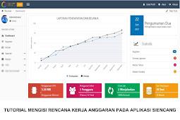 Tutorial Mengisi RKA Pada Aplikasi Siencang