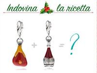 Logo Vinci gratis Charm in argento e smalti