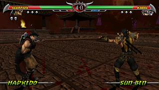 Download Gratis Mortal Kombat Unchained ISO CSO PPSSPP Terbaru 2017