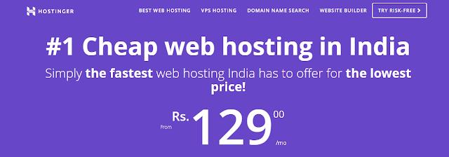 Why Is Hostinger.Com The Best Web Hosting Provider?