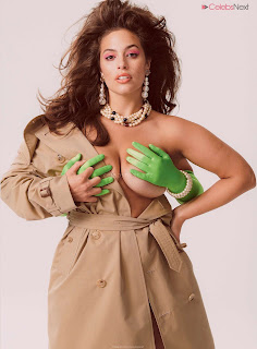 Ashley Graham  pressed hard in C Bird Pictureshoot CEleBrity.co Exclusive 05