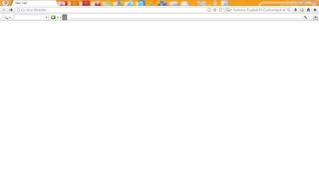 الشكل الجديد لمتصفح فايرفوكس : العبقرى