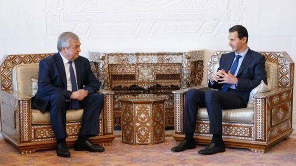 Siria y Rusia reiteran compromiso de luchar contra el terrorismo