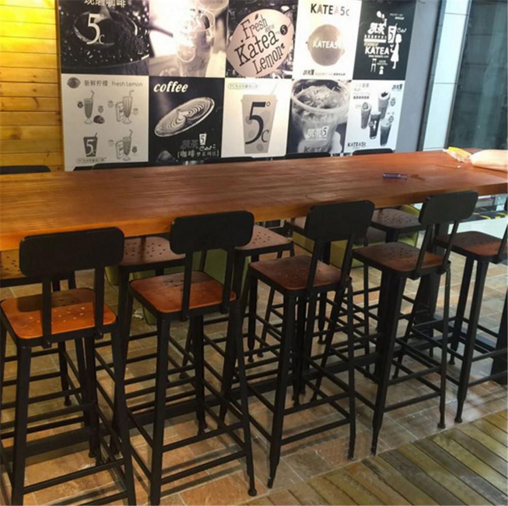 10 Model Kursi Cafe Kedai Kopi Atau Coffee Shop Bertema Vintage