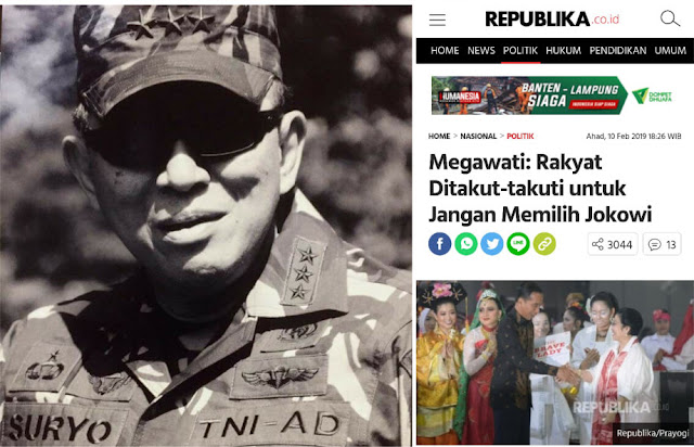 Kata Megawati: Rakyat Ditakut-takuti untuk Jangan Memilih Jokowi, Tanggapan JS Prabowo Menohok