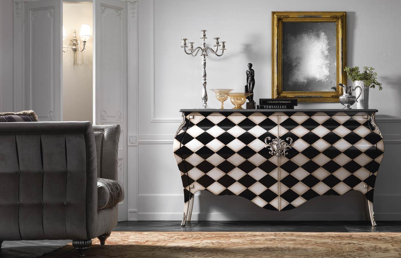 ByElisabethNL: Furniture Design: Elegant Black & White ...
