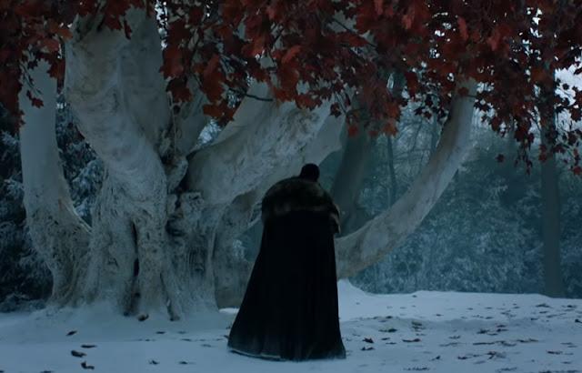 Jon Snow trailer octava temporada Juego de Tronos