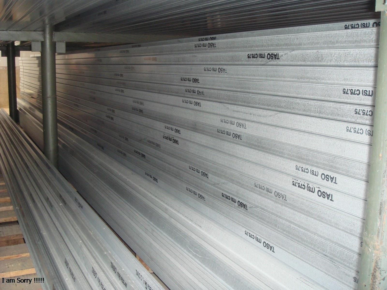 jual baja ringan murah di semarang 081223355359 harga grosir rangka atap