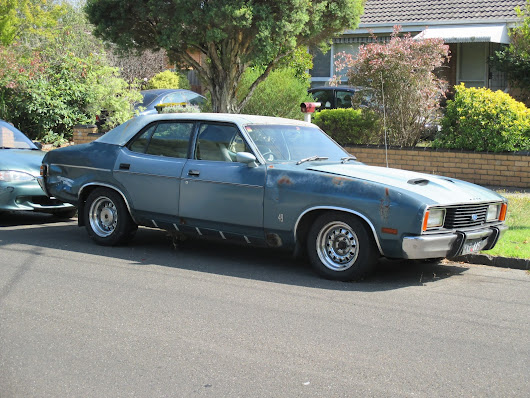 Another Ford Fairmont XC