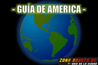 GUÍA DE AMERICA