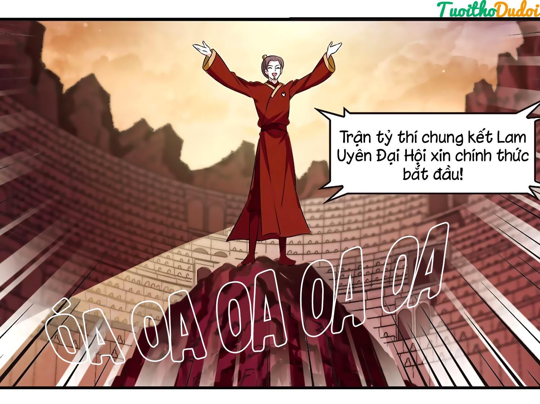 Phong Khởi Thương Lam Chapter 430 - Trang 11