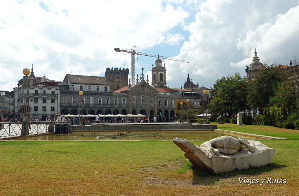 Arcada de Lapa, Braga