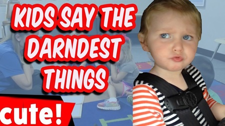 Kids Say The Darndest Things 2017   Funniest Kids Compilation