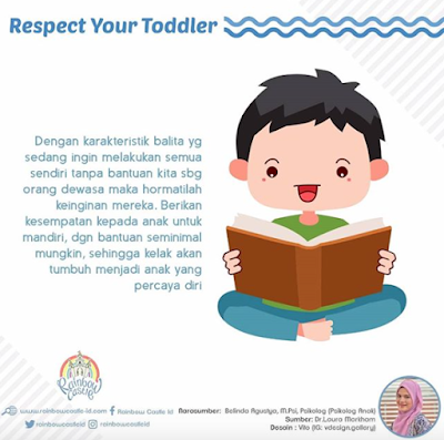 RESPECT YOUR TODDLER