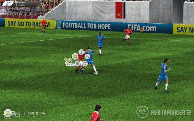 Capturas Fifa 12 Manager 2012