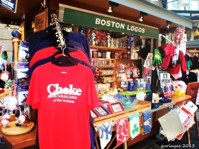 souvenirs for sale boston quincy market by gurlayas.blogspot.com