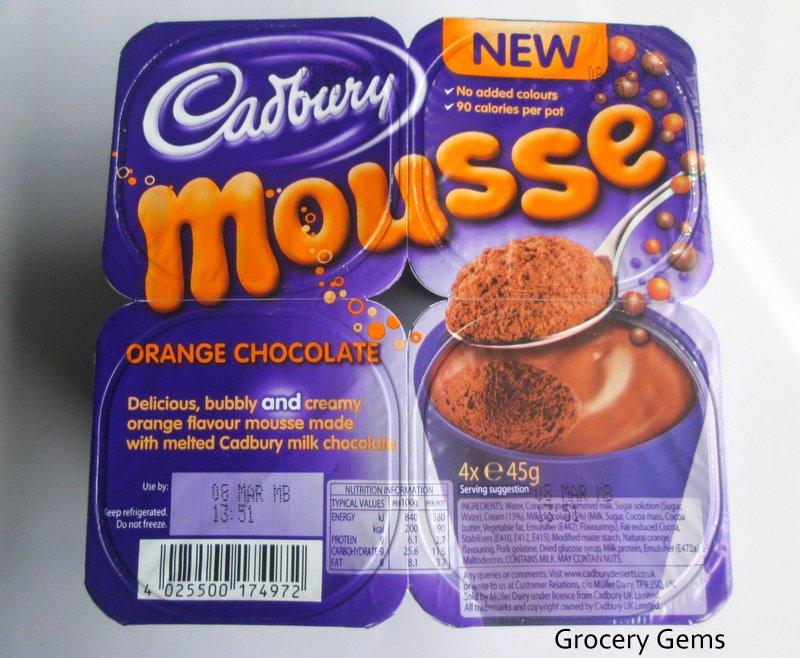 Heinz Chocolate Mousse Cake