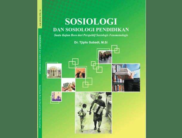 Buku Sosiologi dan Sosiologi Pendidikan